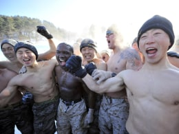Image: SKOREA-US-MILITARY-DRILL