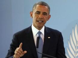 Image: Barack Obama, Macky Sall