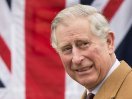 Image: The Prince Of Wales Opens Uley Community Stores And Post Office