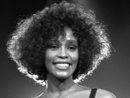 Image: FILE PHOTO - Whitney Houston Dies, Aged 48