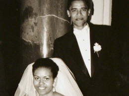 Barack Obama, Michelle Robinson, Michelle Obama