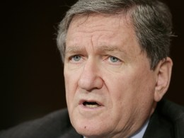 Richard Holbrooke testifies before the Senate Foreign Relations Committee