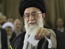 Image: Ali Khamenei
