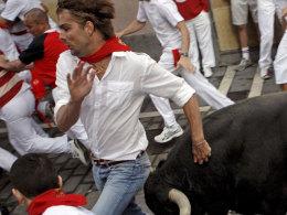 Image: Bull run