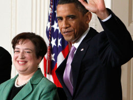 Image: President Obama Announces His Nominee For Supreme Court Justice