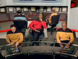IRS under fire over 'Star Trek' video spoof