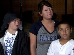 Kids In Moore, OK Recount Teacher Saving Their Lives On Today Show