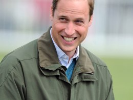 Image: Duke of Cambridge attends the Anglesey Show