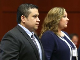 Image: George Zimmerman, Shellie Zimmerman