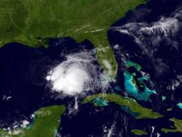 Image: Tropical Storm Karen