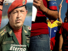 CUBA-VENEZUELA-CHAVEZ-ANNIVERSARY