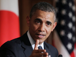 Image: US President Barack Obama visits Japan