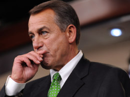 Image: US House Speaker Boehner announces resignation