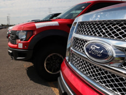 Ford F-150- MADE IN AMERICA