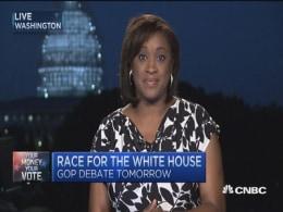 GOP rivals jab Trump ahead of debate - Video on NBCNews.com