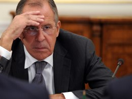 Image: RUSSIA-SYRIA-CONFLICT-DIPLOMACY-LAVROV