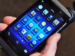 Image: Blackberry Z10