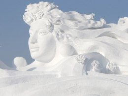 Image: 26th Harbin International Snow Sculpture Art Expo