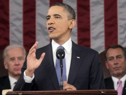 Image: Barack Obama, Joe Biden, John Boehner