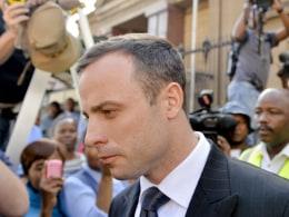 Image: Oscar Pistorius murder trial