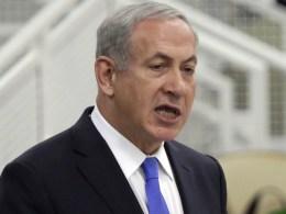 Image: New York, Benjamin Netanyahu