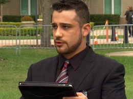 George Zimmerman's brother speaks after pre-trial hearing - Video