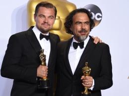 Image: Leonardo DiCaprio, Alejandro G. Inarritu