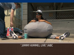 ... what s it like having a 132 lb scrotum josh duhamel finds out news you