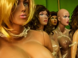 Plastic beauty in Venezuela