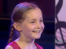 Image: Alma Deutscher, an 8-year-old musical prodigy
