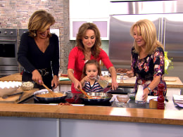 Crab Cakes On Kathy And Hoda Show
