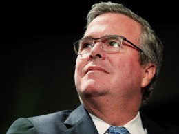 Image: Former Florida Gov. Jeb Bush Speaks To Long Island Association Event