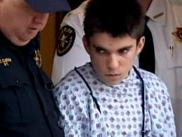 Image: Stabbing suspect Alex Hribal
