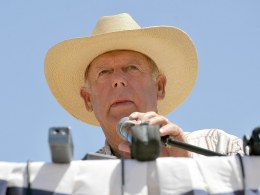 Image: Controversial Nevada Rancher Sparks Backlash From Previous Supporters After Racist Comments