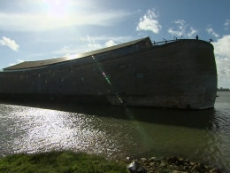 Man Builds Real Life Noah S Ark In Netherlands Today Com