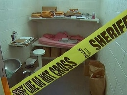 ... inside jodi arias jail cell a glimpse inside the estrella jail in