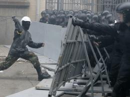 Image: Protest in Ukraine (© Efrem Lukatsky / AP)