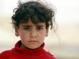 Image: JORDAN-SYRIA-CONFLICT-REFUGEES