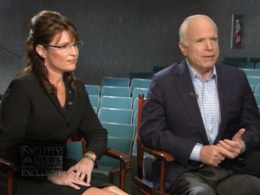 Image: Gov. Sarah Palin and Sen. John McCain