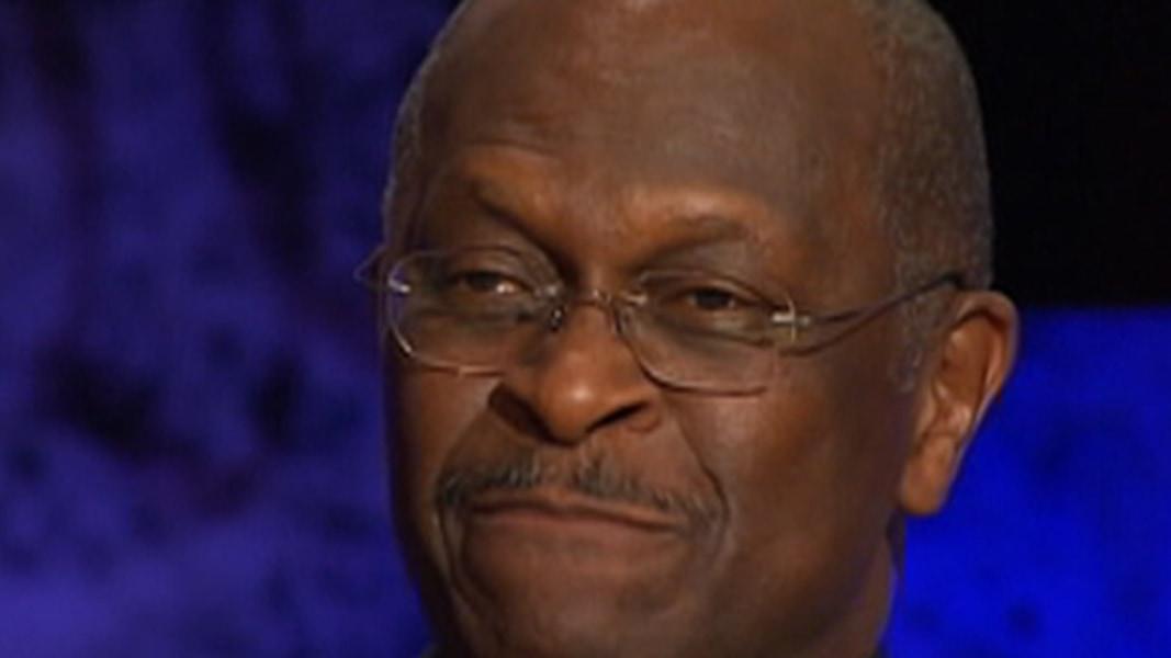 Inside Herman Cain's 999 plan | MSNBC
