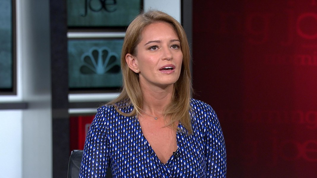 Katy Tur details her time on the Trump trail | MSNBC