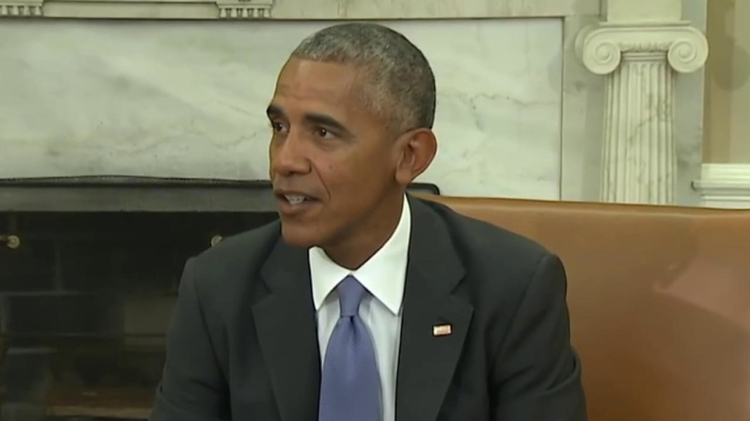 Obama shocked but not surprised by 'Birther' controversy ...