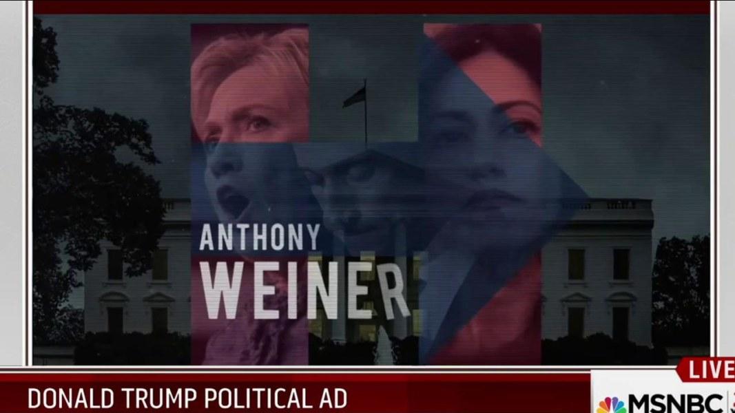 wtop.com New Trump ad bests Clinton in effectiveness