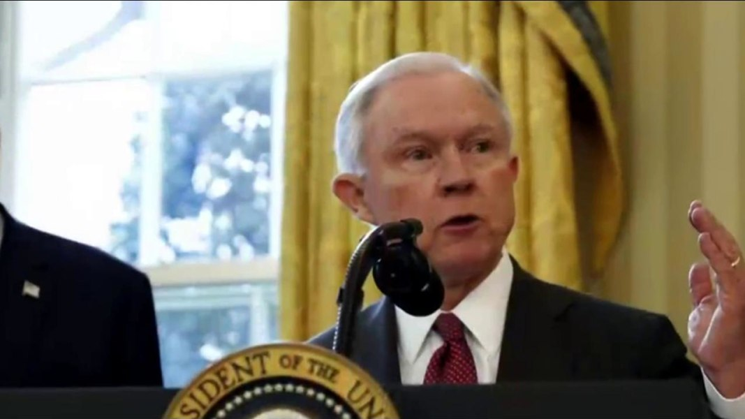 d6e9fadb5d4 Top Talkers  Did AG Sessions commit perjury  The Washington Post was first  to report that Sessions met twice last year with Russia s amb. to the U.  S.