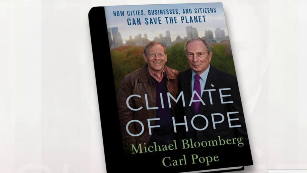 Fmr. Mayor Bloomberg on What People Can Do to Save Planet