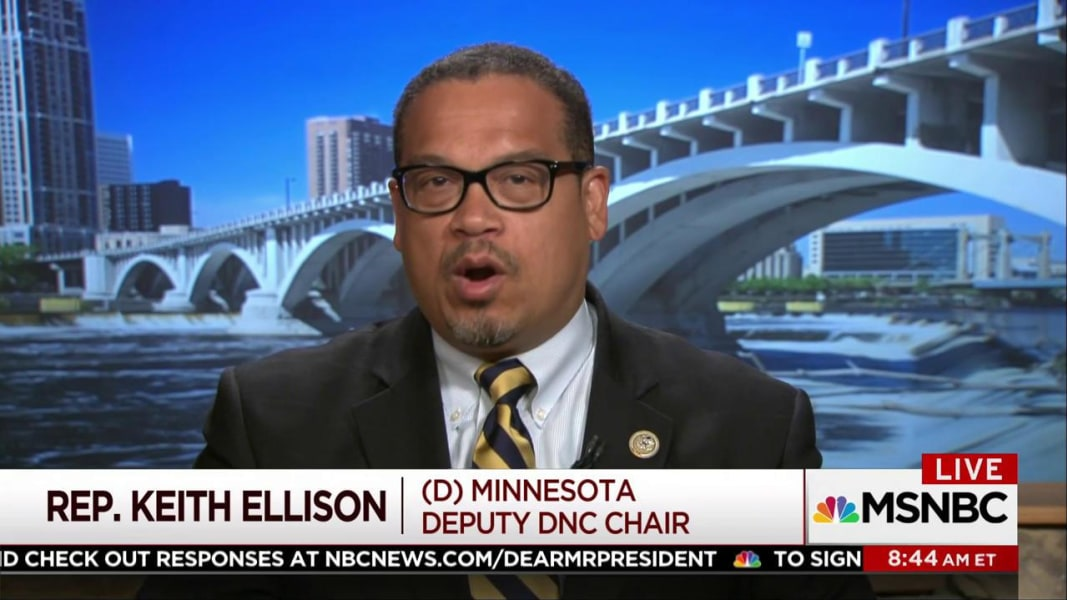 newstatesman.com Democrats are 'coming out strong, ' says Keith Ellison