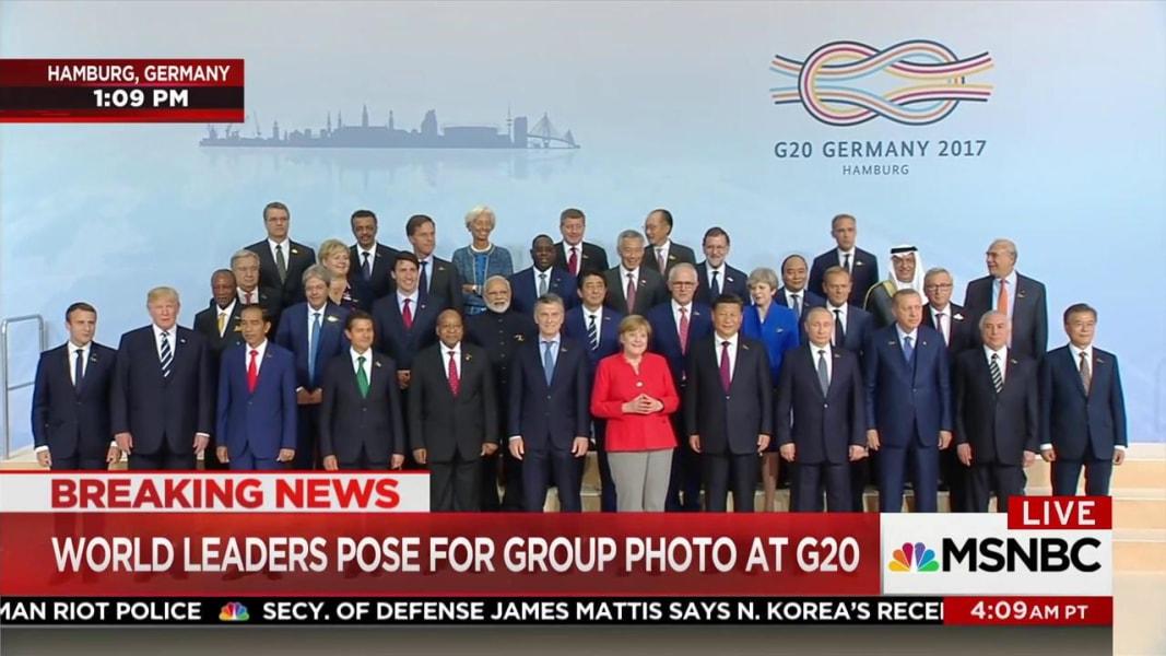 World Leaders Group 107