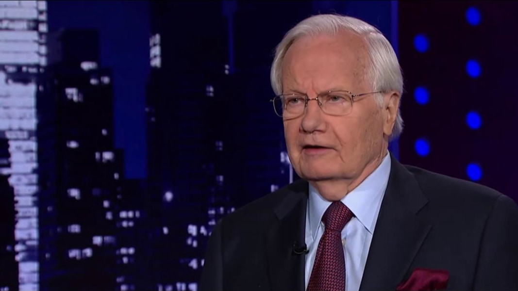 Bill Moyers: Instead of a 'soul,' Trump has an 'open sore'