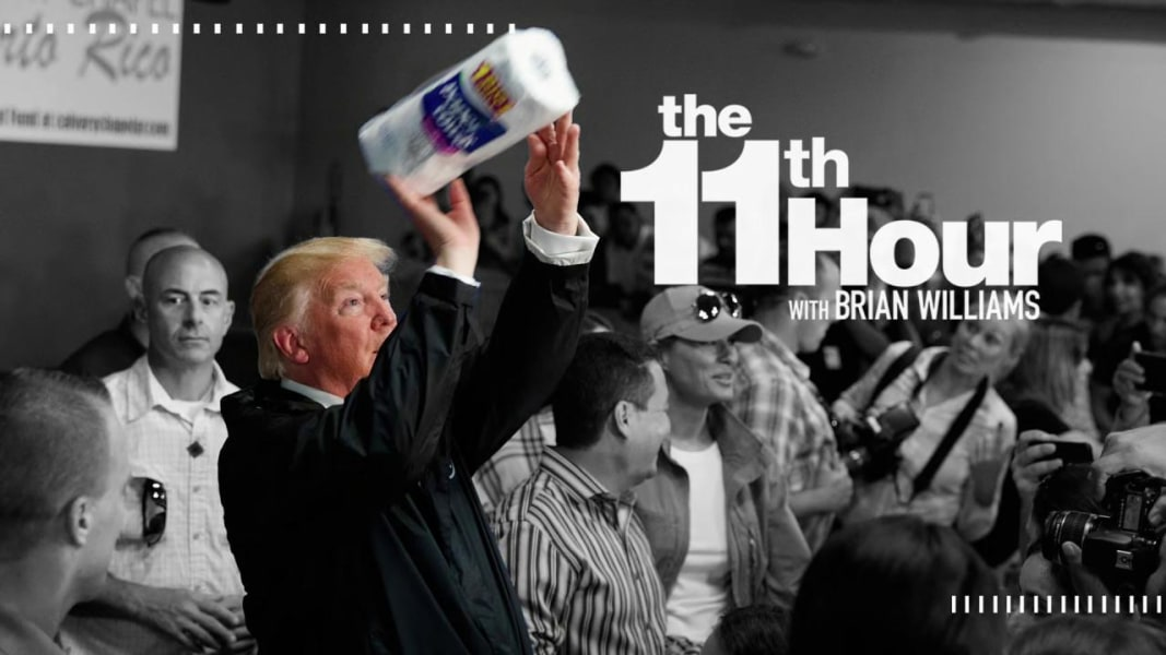 Trump s  jump-shot  paper towel tosses criticized on Twitter (1.09 49) a5bb239a3