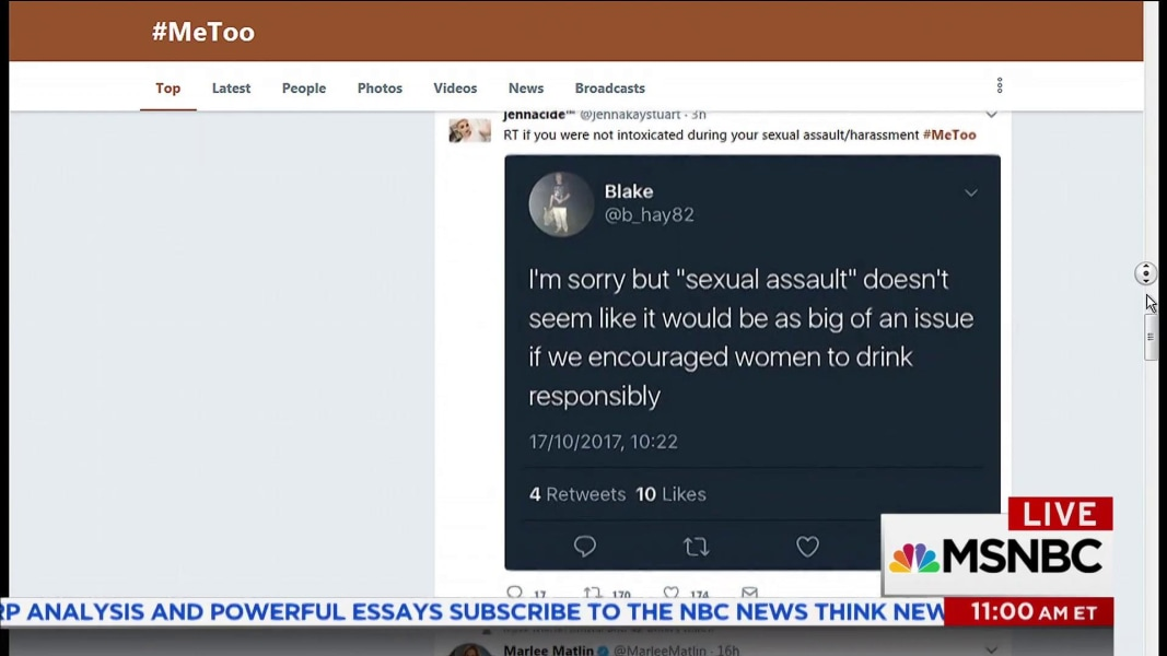 metoo movement will sexual harassment fight lead to change msnbc metoo movement will sexual harassment fight lead to change msnbc